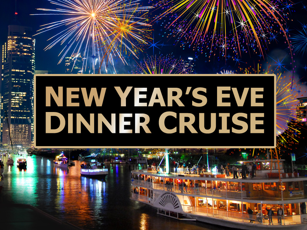 New Years Eve Dinner Cruise