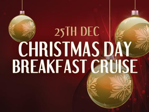 Christmas Day Breakfast Cruise