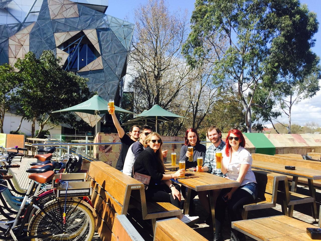 Craft Beer Bike Tour