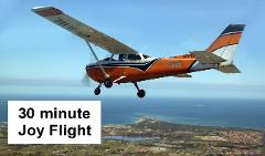 GIFT VOUCHER   Perth City and Beaches Scenic Flight - 2 or 3 passengers.