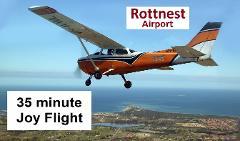 Rottnest Island 35-minute Scenic Joy Flight for 2