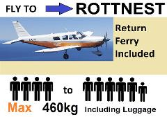 [►] Fly and Ferry Combination - 4 to 6 Passengers