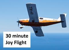GIFT VOUCHER   Perth City and Beaches Scenic Flight - 4 to 6 passengers.