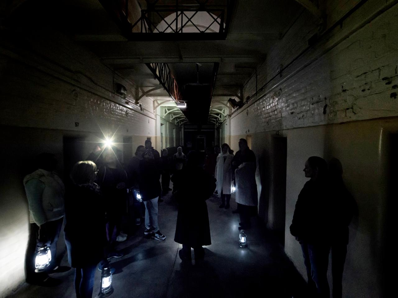 Castlemaine Gaol Overnight Paranormal Investigation