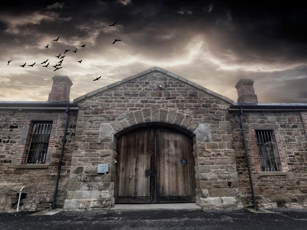 Old Castlemaine Gaol Ghost Tour VICTORIA