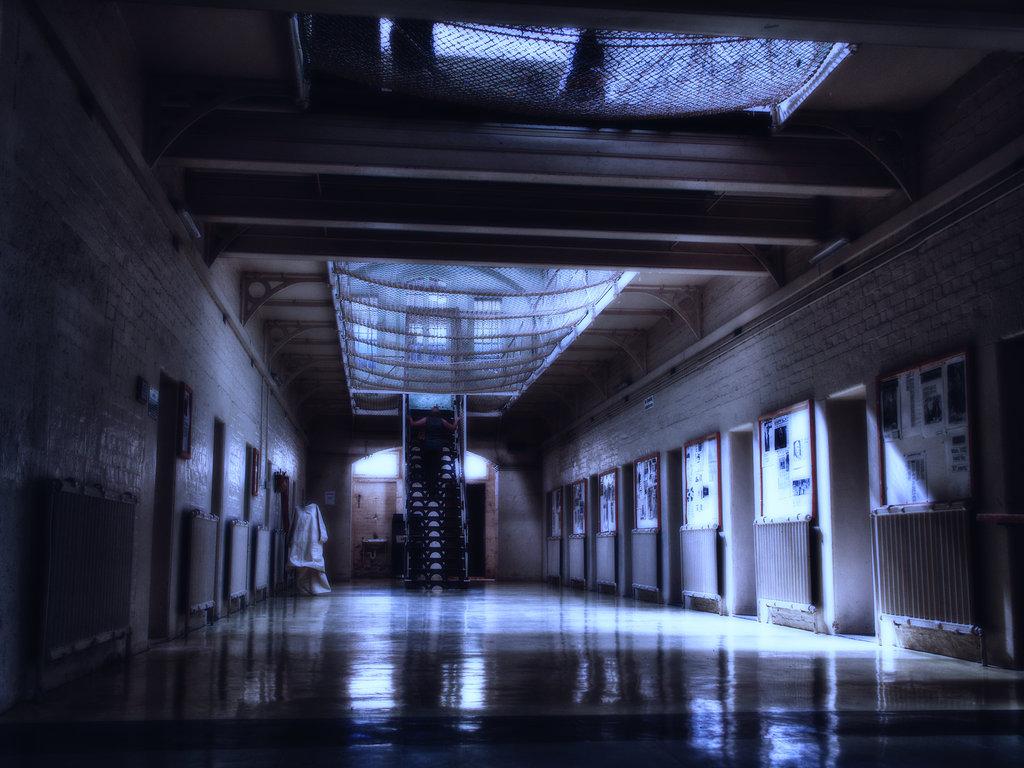 J Ward Lunatic Asylum Overnight Paranormal Investigation VICTORIA