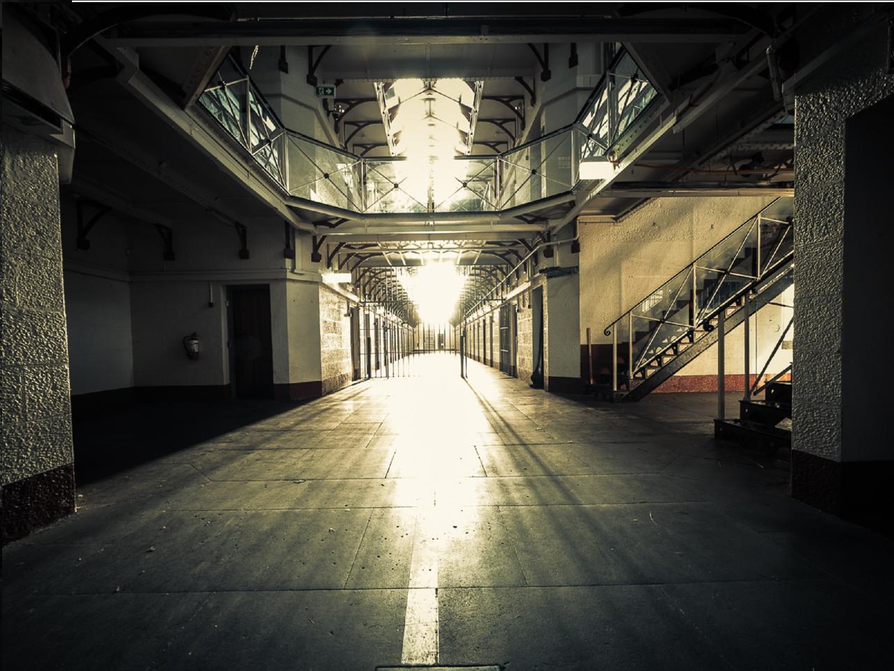 LAW WEEK VICTORIA Pentridge Prison Crime Tour VICTORIA