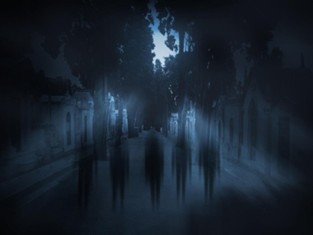 Ghost Tour Philadelphia