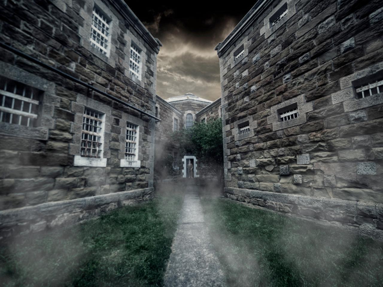 Castlemaine Gaol Overnight Paranormal Investigation VICTORIA