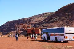 Rio Tinto Iron Ore Mine Tour