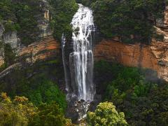 7-day self-guided walking tour Blue Mountains