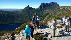 Cradle Mountain & Walls of Jerusalem 4 day walk