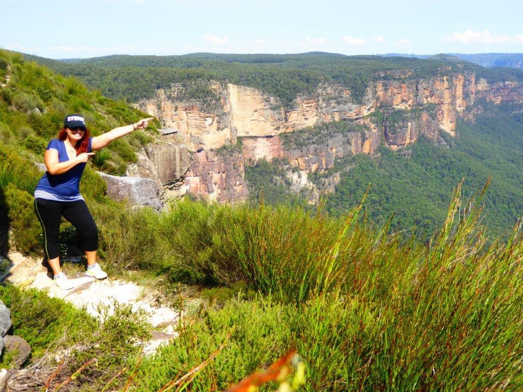 Self guided Blue Mountains Traverse 5 day