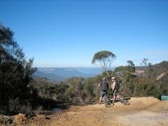 Blue Mountains Scenic Mountain Bike