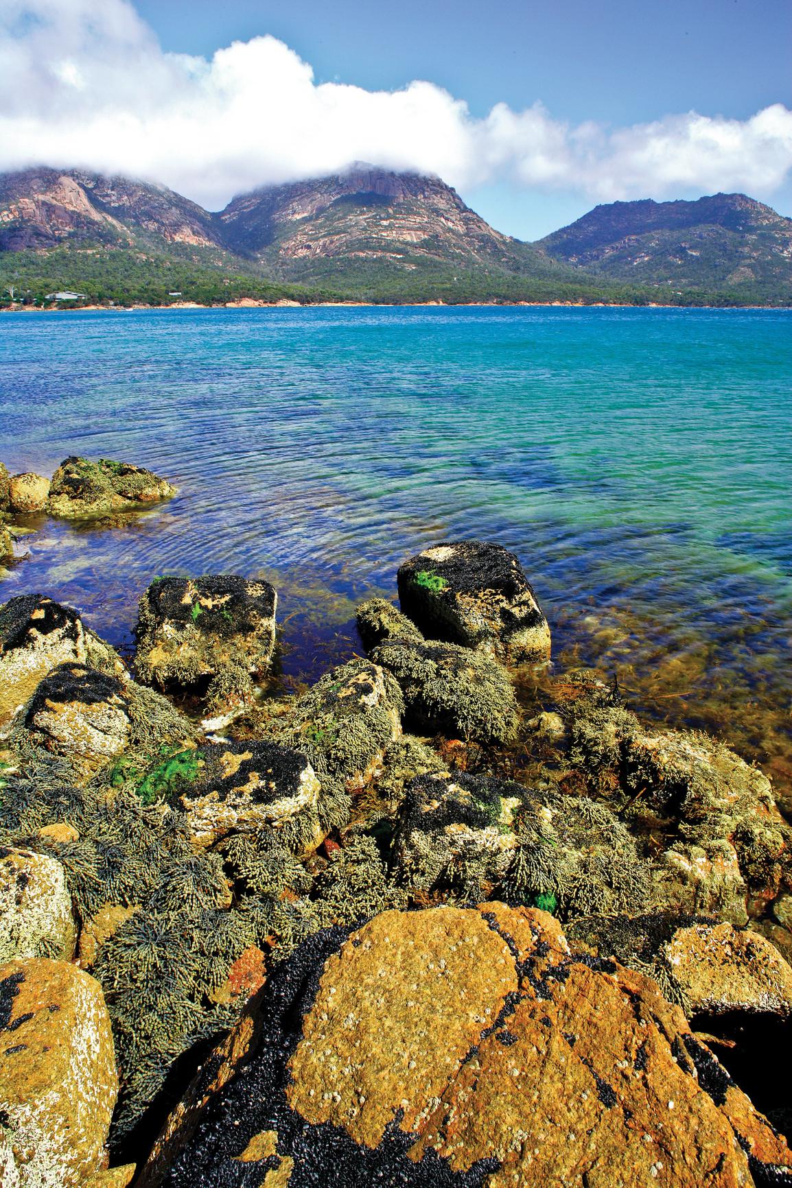 Freycinet 3 Day Walk Tasmania Australia