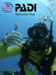 Refresher Dive with a PADI Pro