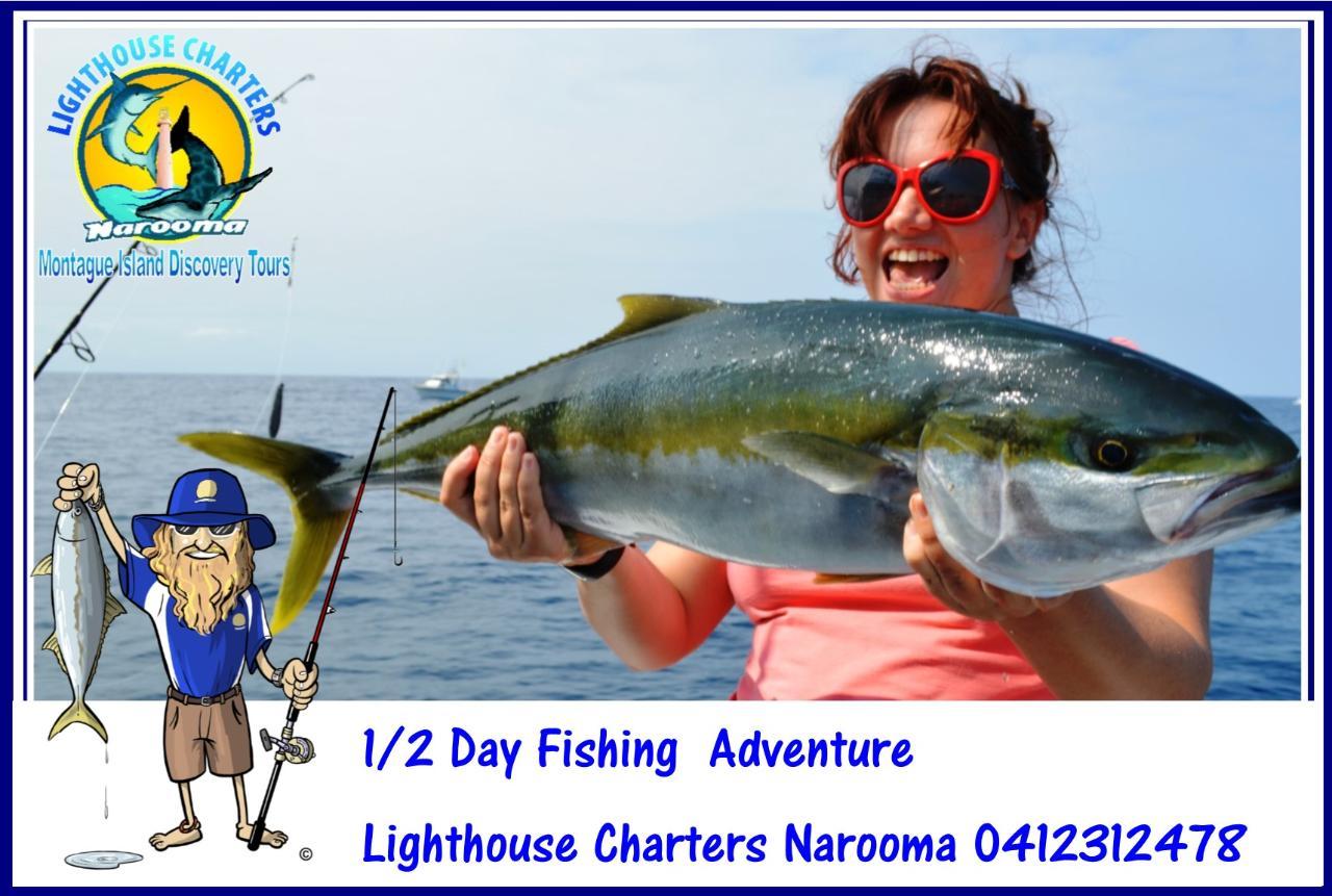 Morning Reef Fishinig & Kingfish Charter