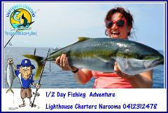 6 Hour Reef Fishinig & Kingfish Charter