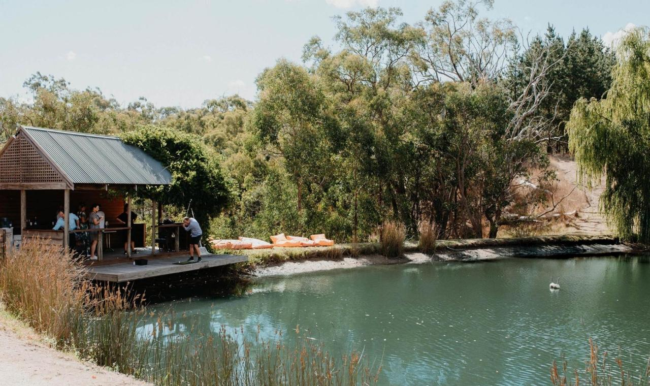 Boatshed Experience