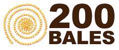 200 Bales Donation