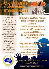 Mildura Country Music Festival
