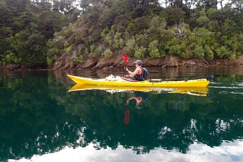 5 Day Freedom Kayak Hire