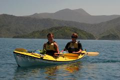 Full Day Guided Sea Kayak