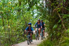 1 way Mountain Bike Hire - Half day