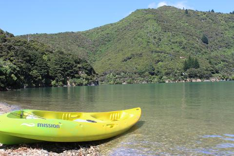 Sit on Top Kayak Hire Full Day