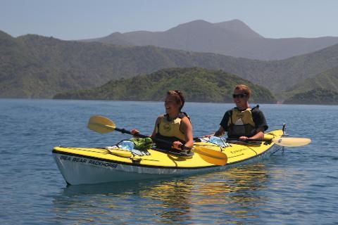 Half day Sea Kayak Rental