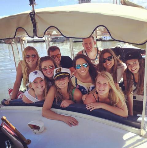 Duffy Boat Snug Classic - Private Skippered Cruise