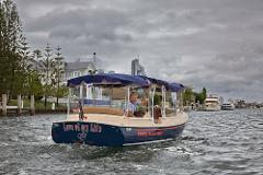 Morning Boat Cruise