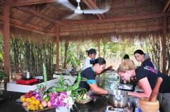 Cambodian Cooking Class PM (Small Group Tour)