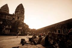 Angkor Sunrise Discovery (Bicycle tour)