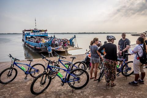 Islands of the Mekong Cycling Tour (Small Group Tour)