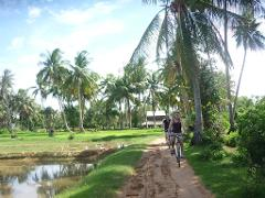Country Side Ride Siem Reap (Private Tour)