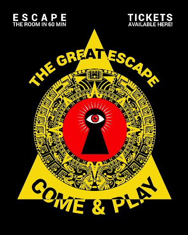The Great Escape Siem Reap - Escape The Room!