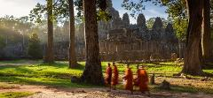 Bike Angkor at Twilight ( Small Group tour )
