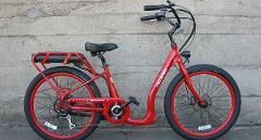 Half Day Electric Bike Hire (Afternoon)