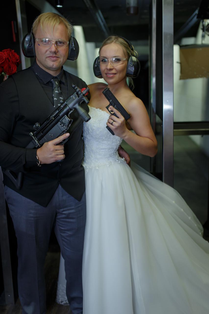 Machine Gun Ceremony