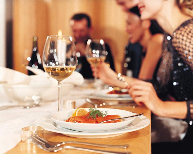 Full Dinner & Hors d'oeurves