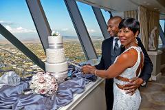Wedding Chapel in the Sky Ceremony Upgrades