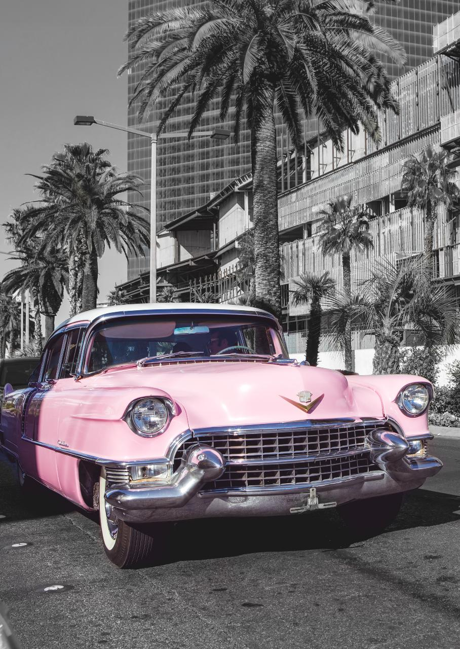 Pink Cadillac Transportation