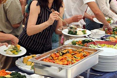 Full Dinner Reception
