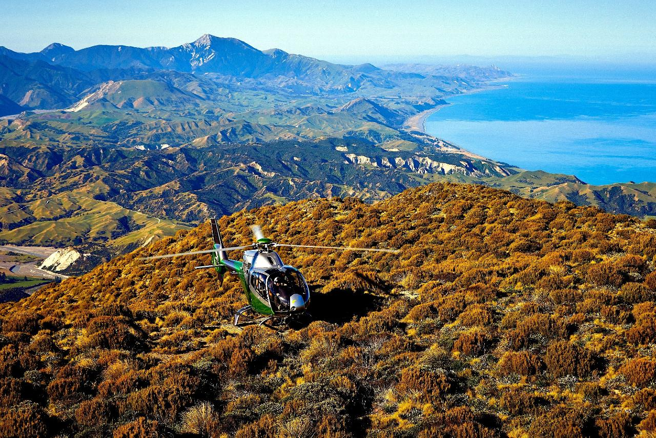 Gift Voucher for South Pacific Helicopters