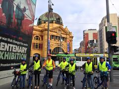 South - 2 hour Melbourne bike ride - City Cycle Tour