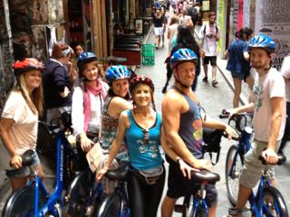 Melbourne singles bike tour and picnic