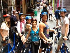Melbourne singles bike tour and picnic