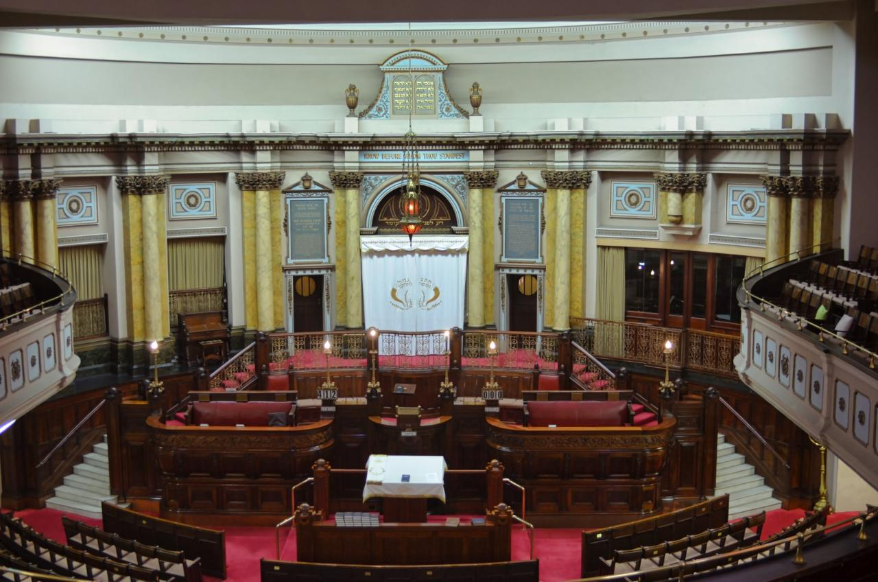 Jewish Melbourne and Melbourne City Combined Full Day Private Tour