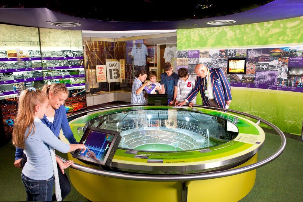 Melbourne Sports Lovers Morning Tour with National Sports Museum